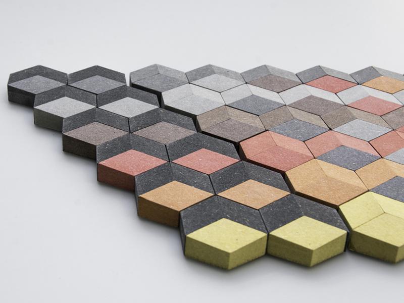 The Grid Game, la reinterpretación del dominó de Estudio Victor Alemán
