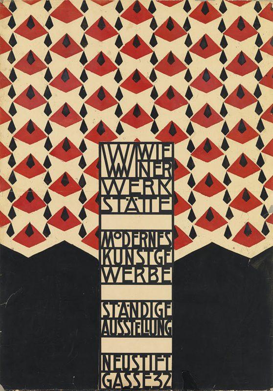 Los talleres vieneses Wiener Werkstätte fueron constituidos en 1903