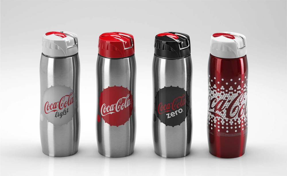 Coca-Cola Bottle design award. Edición 2012
