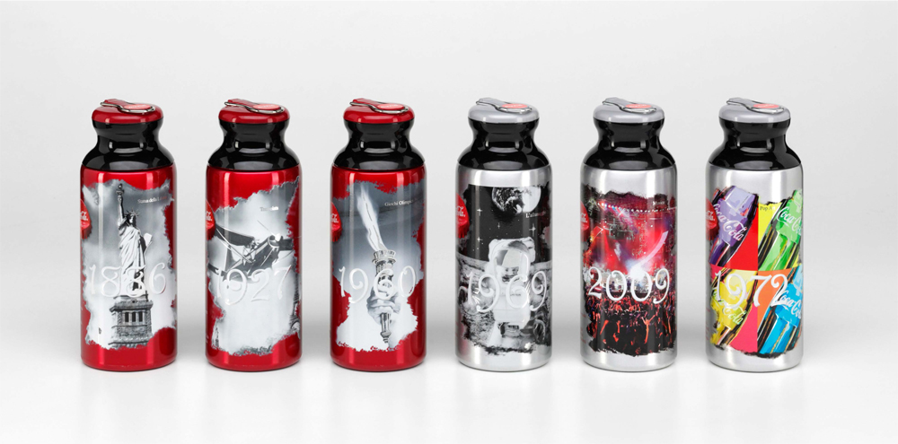 Coca-Cola Bottle design award. Edición 2010