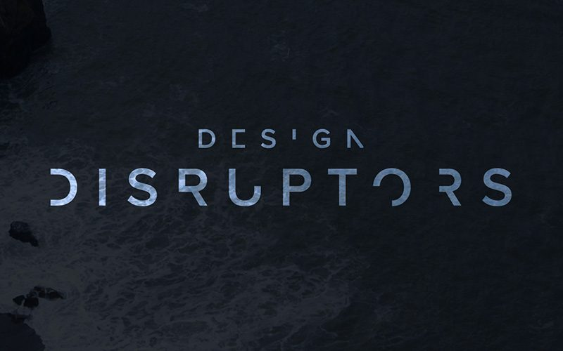 Design Disruptors, de Clark Valberg