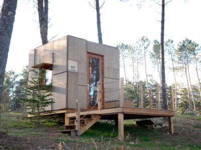 Ecocubo, refugios ecológicos. Una alternativa sostenible al turismo