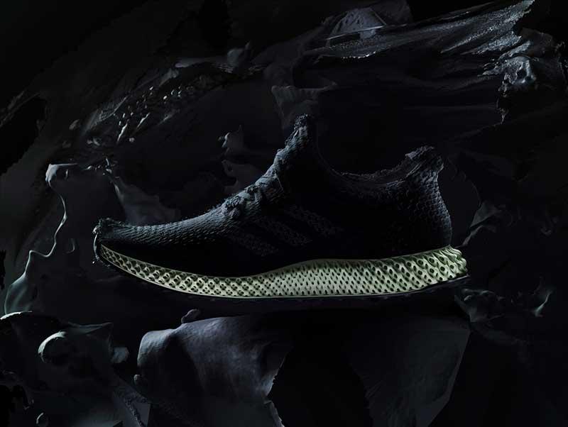 Futurecraft 4D, Adidas, Carbon y la síntesis digital de luz
