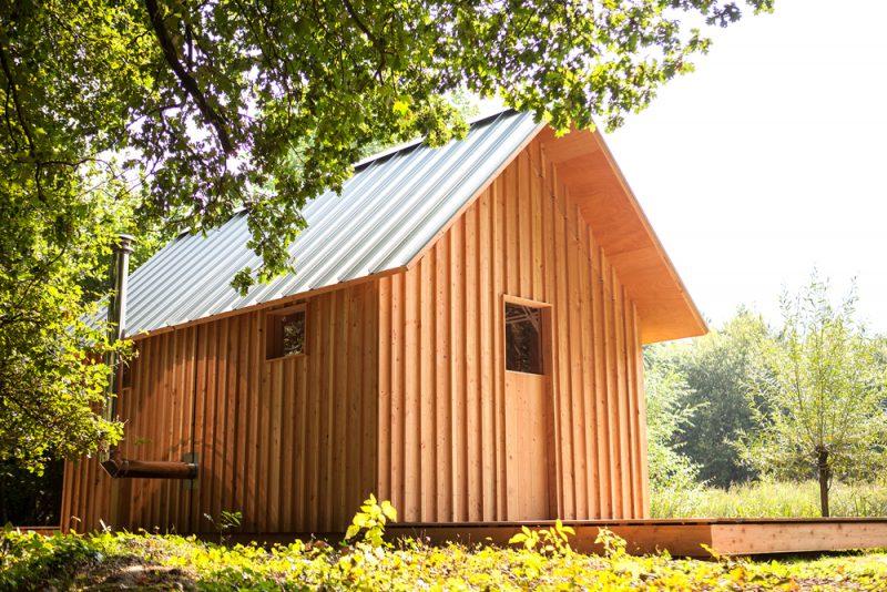 Garden House, de Caspar Schols, en Eindhoven, Países Bajos. Fotografía: Jorrit 't Hoen