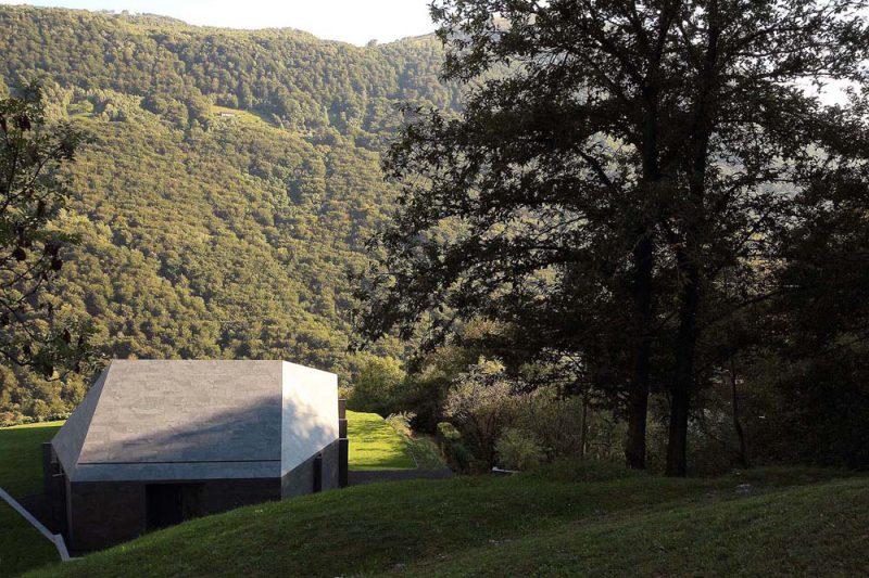 Villa Montebar, de jm architecture. Fotografía: Jacopo Mascheroni