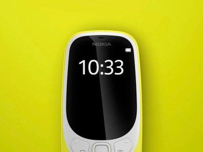 Nokia 3310, el regreso de un clásico