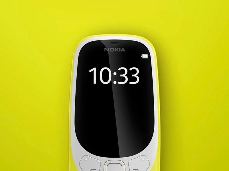 Nokia reedita el modelo 3310. La revolución silenciosa