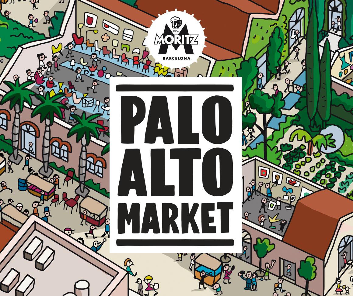 Palo Alto Market. 6 y 7 de mayo, Barcelona