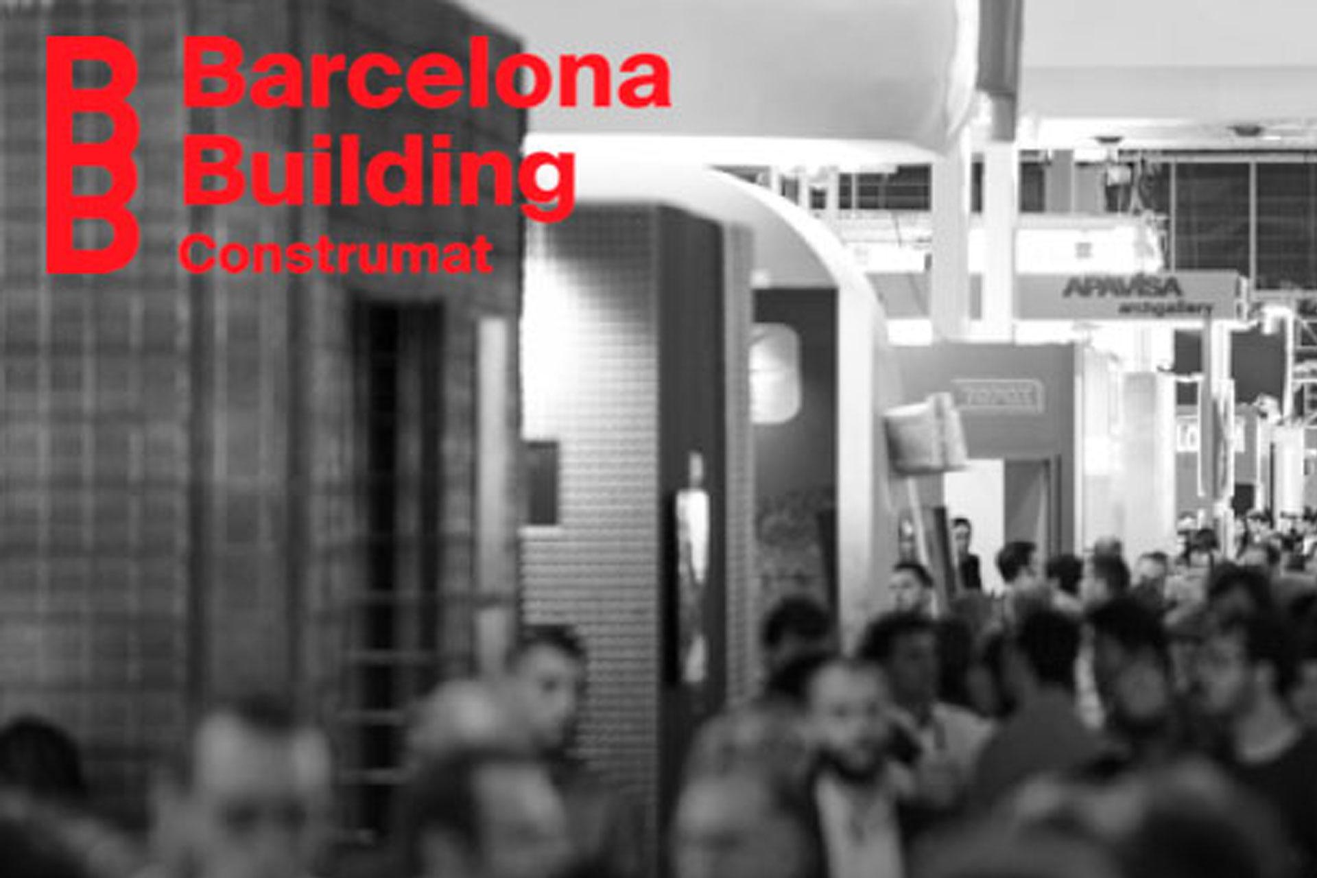 Construmat: La Feria de la Construcción Internacional. Del 23 al 26 de mayo, Barcelona