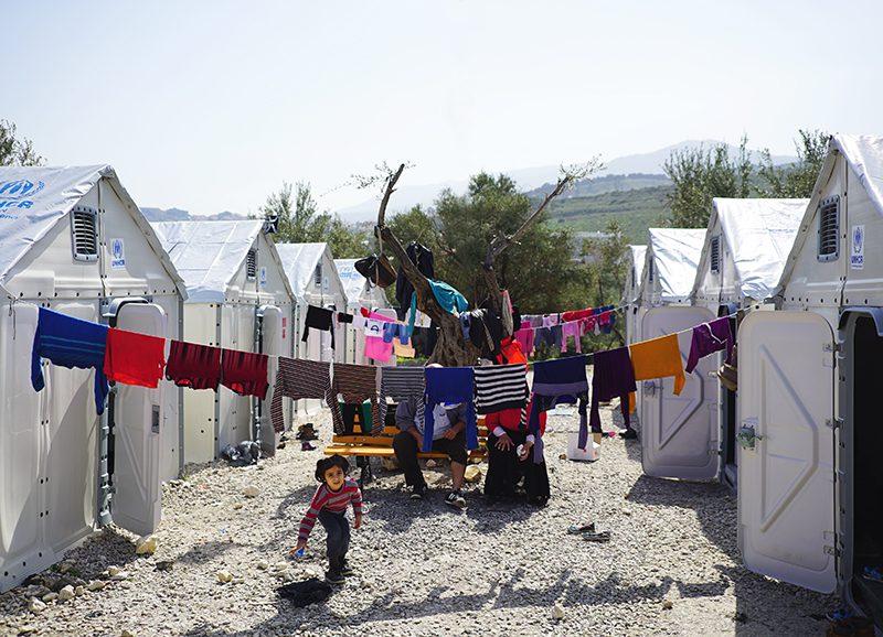 Better Shelter, el refugio modular de la Fundación IKEA y ACNUR