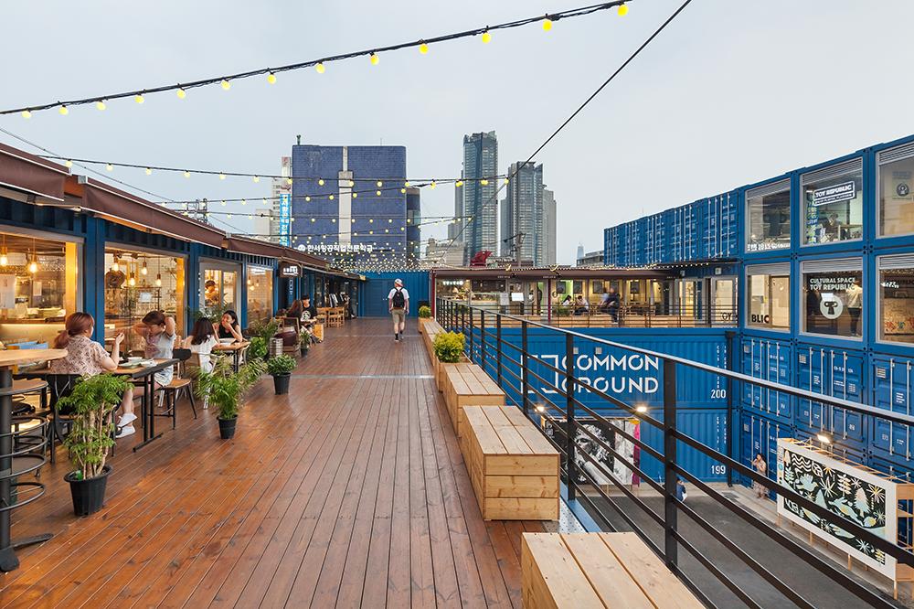 Common Ground, Urbantainer, 2017