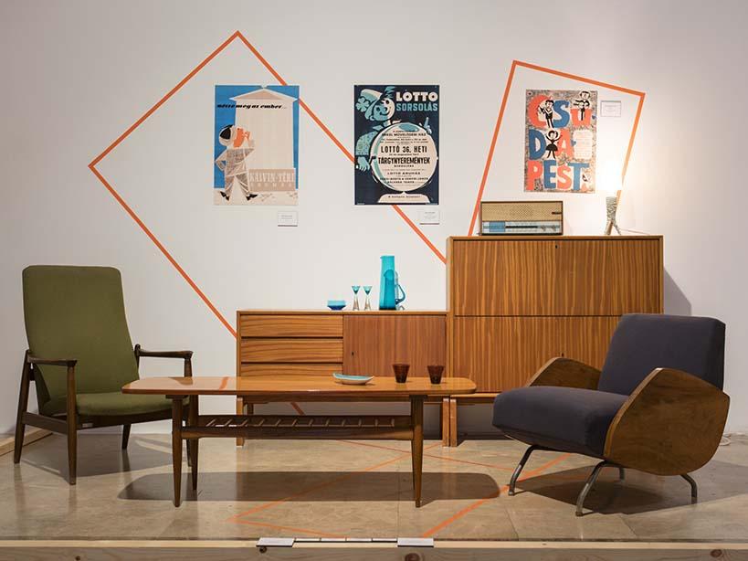 Exposición en IED Madrid: Diseño en Europa Central 1956 – 1968