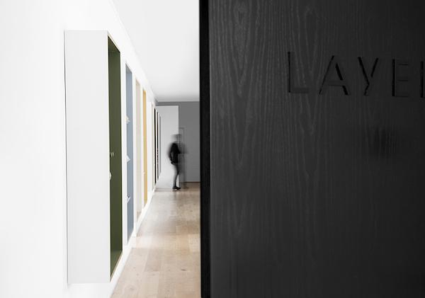 Las nuevas instalaciones de Layer Design en Hackney.