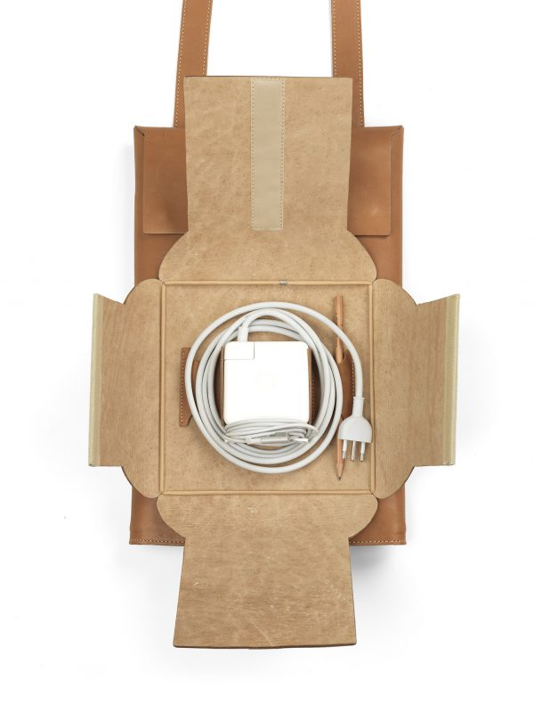 Macbook Sleeve Backpack, Soffio, Italia, 2017