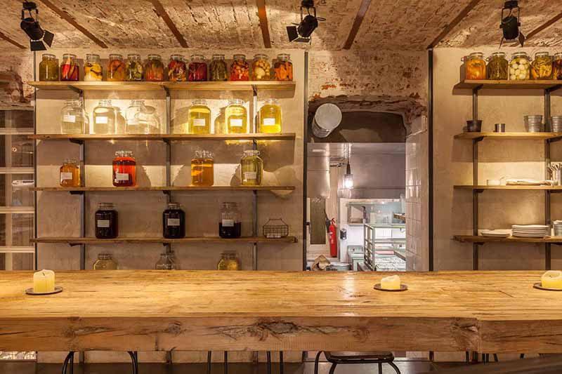Restaurante Fismuler, un proyecto de Arquitectura Invisible en Madrid