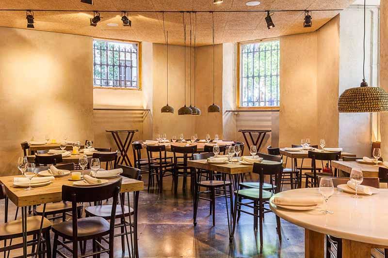 Restaurante fismuler un proyecto de arquitectura - Arquitectura de interiores madrid ...