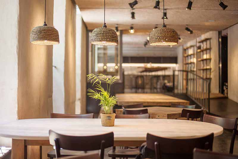 Restaurante fismuler un proyecto de arquitectura - Decoracion de interiores restaurantes ...