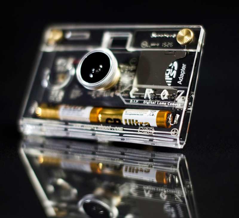 CROZ, la cámara esencial de Hyle Design Macau y Paper Shot
