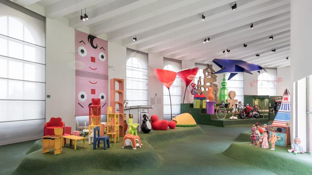 Giro Giro Tondo, diseño para niños en Milán. Fotografia: Gianluca Di Ioia
