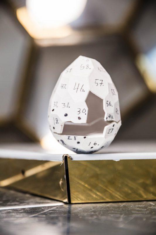 Solar Egg, Bigert & Bergström, 2017.