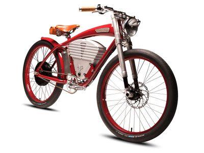Tracker, la bicicleta eléctrica de Vintage Electric