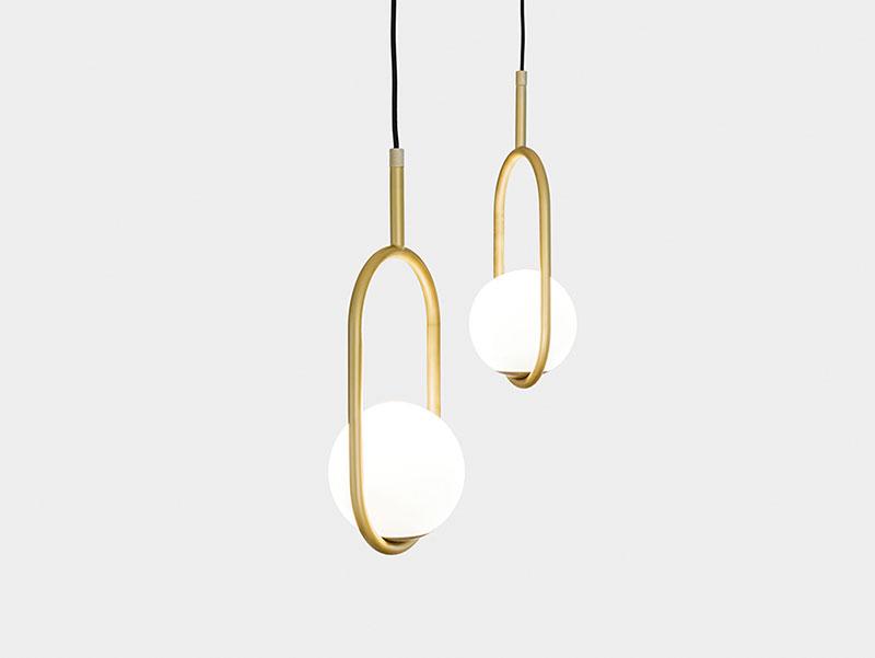 Luminarias que no pasaron desapercibidas en el Salone del Mobile de Milán