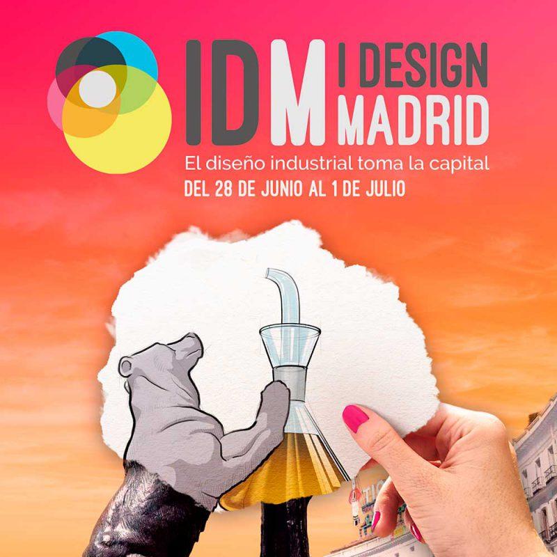IDesignMadrid, un encuentro en torno al Diseño Industrial