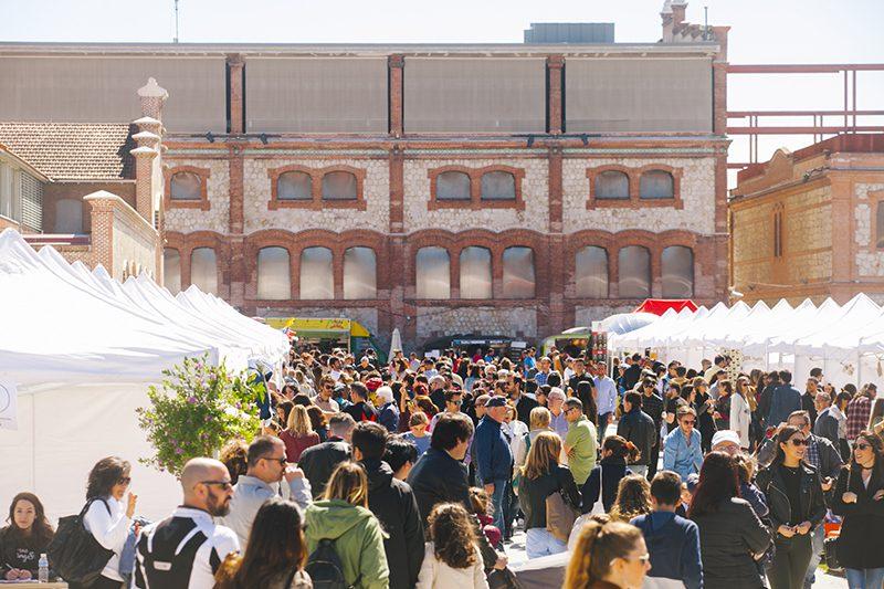 Mercado de diseño, Plastik Fever, 6 y 7 de mayo, Matadero Madrid, (Madrid), 2017