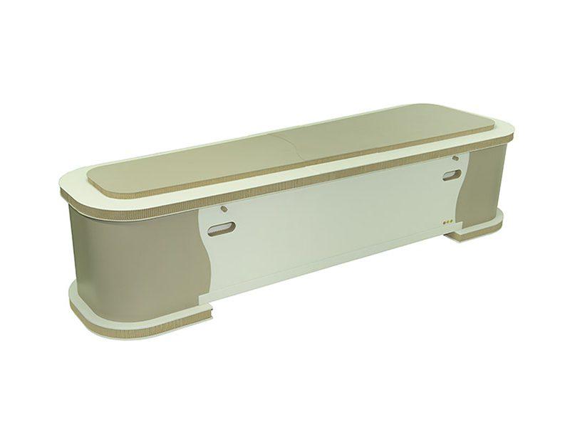 Paintable eco-coffin, el ataúd ecológico de Resistible