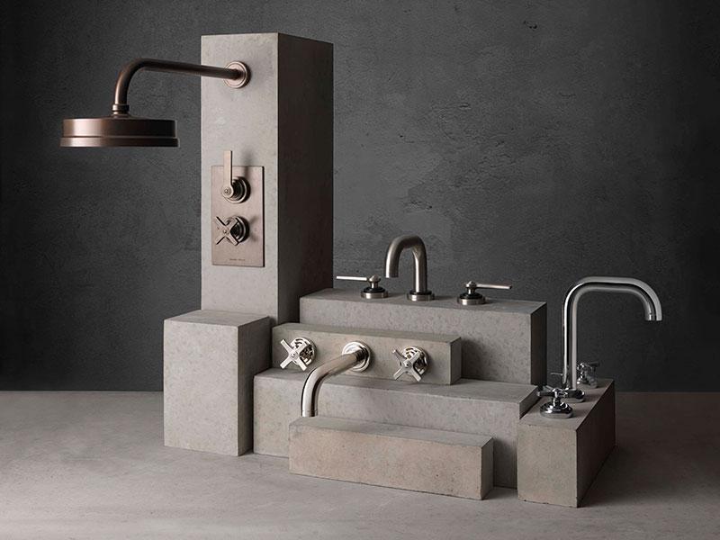 Pure e Industrial, la grifería inspirada en la escuela Bauhaus