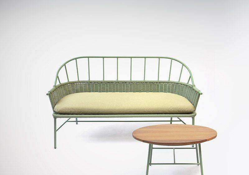 1730, la silla trenzada de Mexa y Memelada Estudio