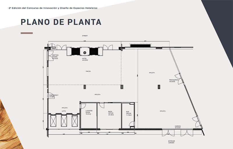 2ª Edición del Concurso de Innovación y Diseño de Espacios Hoteleros