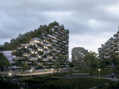 """Liuzhou Forest City, de Stefano Boeri Architetti. La primera """"ciudad bosque"""" del mundo"""