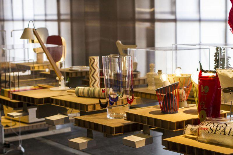 Sexta edición de Producto Fresco, en la Central de Diseño de Matadero Madrid. Edición 2015