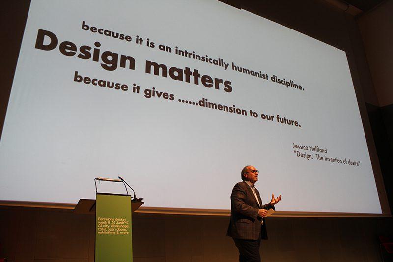 Barcelona Design Week, primera fase del congreso