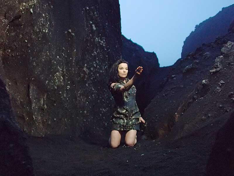 Björk Digital, exposición inmersiva de realidad virtual en el CCCB