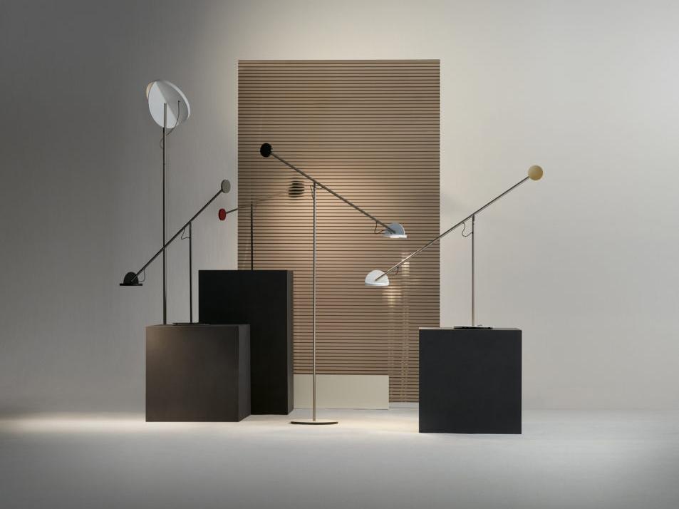 Copérnica, la colección de lámparas de Ramírez i Carrillo premiada en Chicago