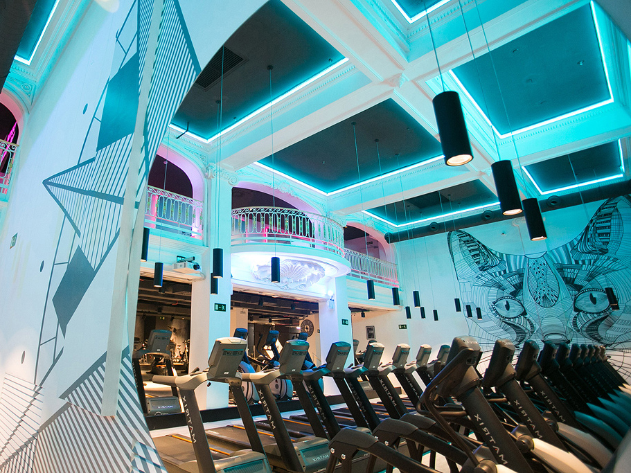 EnsebéInteriorismo y Gerflor dan una nueva vida al Teatro Arenal de Madrid