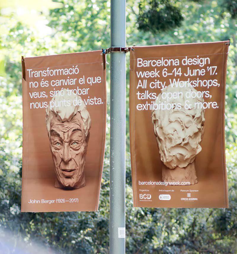 Folch Studio y la campaña para Barcelona Design Week 2017