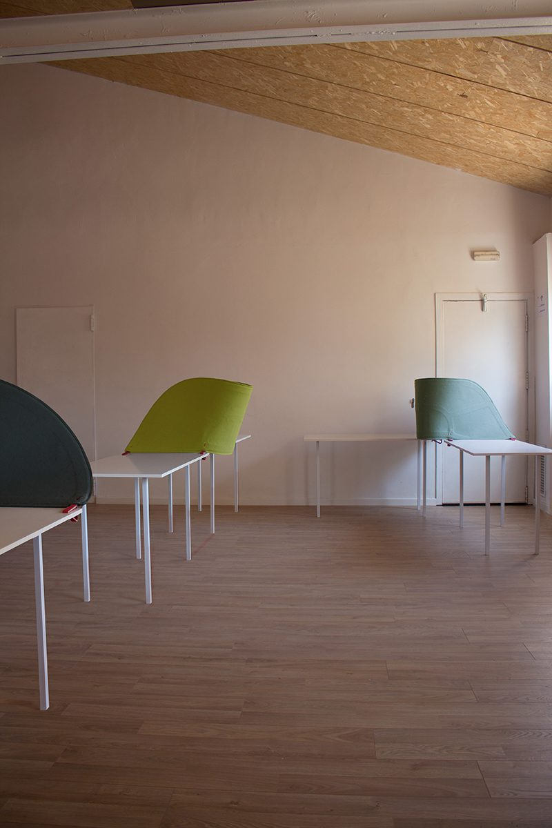 IED Barcelona y Vitra diseñan los espacios de trabajo del futuro