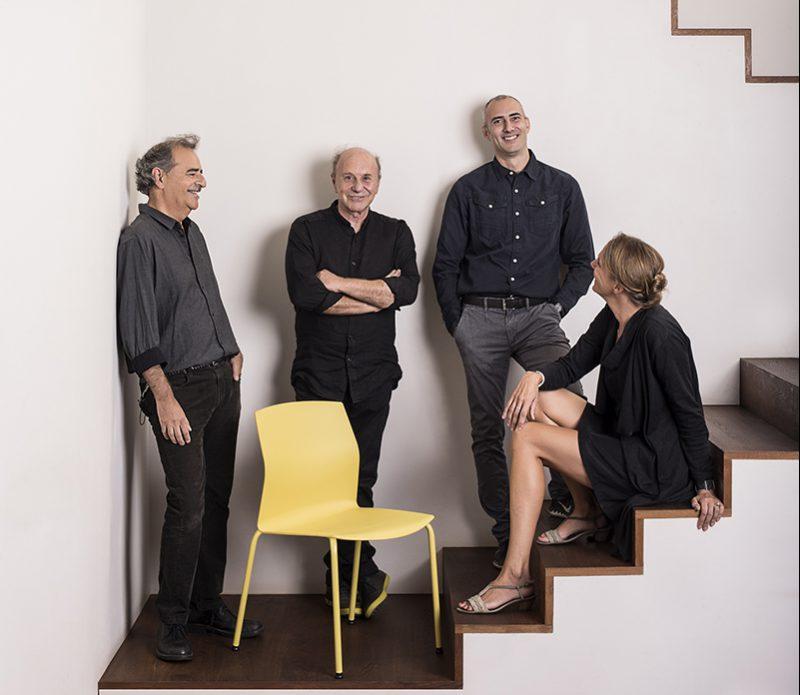 KABI, la nueva colección de asientos de Pensi Design Studio para la firma Akaba
