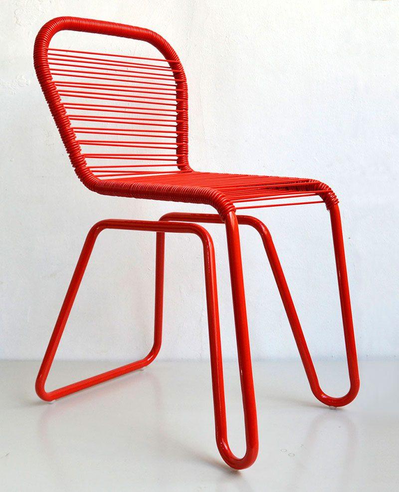 Silla Loop/L60, de Federico Varone Estudio
