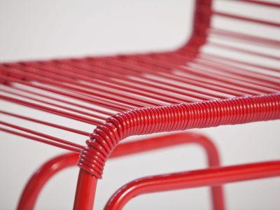 Loop/L60, la silla infinita de Federico Varone Estudio