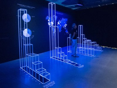 3D. Imprimir el mundo. Hasta el 22 de octubre enFundación Telefónica de Madrid