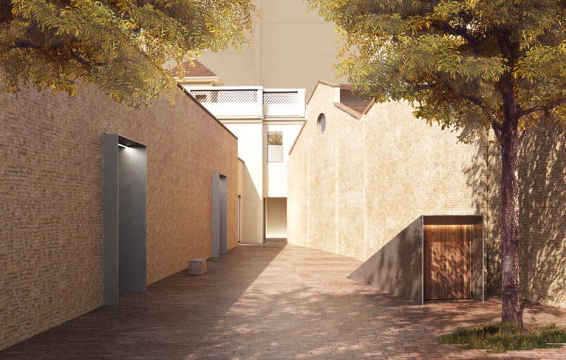 Centro de arte Bombas Gens, de Ramón Esteve