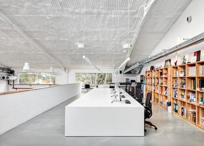 Design Centre Figueras International Seating, arquitectura e interiorismo de Miriam Castells Studio. Fotografía: José Hevia