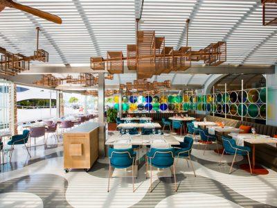 Restaurante Baiben. El homenaje de Ilmiodesign a Mallorca