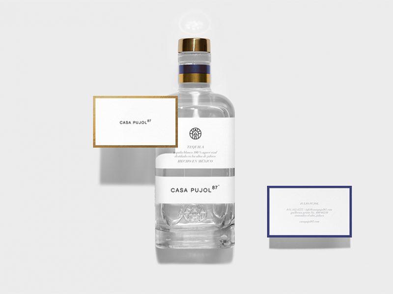 Casa Pujol 87. La construcción de marca de un nuevo tequila