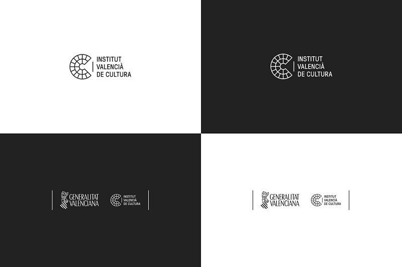 Nueve crea el logo del nuevo Instituto Valenciano de la Cultura