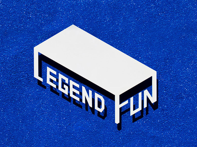 Legend Fun, imagen e identidad corporativa de 25degreestudio